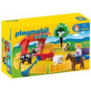 Playmobil Výbeh domácich zvierat (1.2.3)