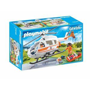 Playmobil Záchranářská helikoptéra