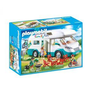 Playmobil Rodinný karavan