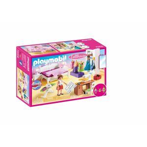 Playmobil Ložnice s šicím strojem