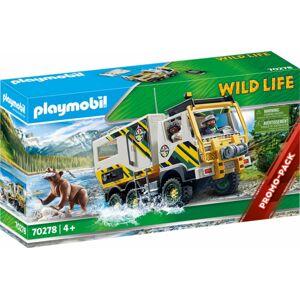 Playmobil Expediční auto