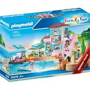 Playmobil Cukrárna u přístavu