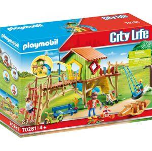 Playmobil Dobrodružné dětské hřiště