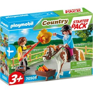 Playmobil Starter Pack Koňská stáj doplňkový set