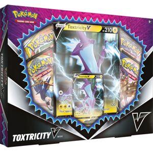 ADC Blackfire Pokémon TCG: TOXTRICITY BOX