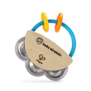 BABY EINSTEIN Dřevěná tamburína HAPE 3m+