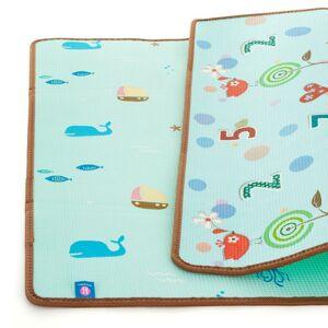Petite & Mars Podložka na hraní Joy 180x200x1cm Nature Petite&Mars
