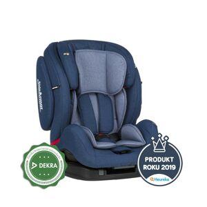 Petite&Mars Autosedačka Prime II Isofix Blue 9-36 kg