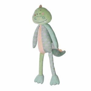 Saro Baby plyšová hračka Jungle Party Longlegs Crocodile