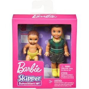 Mattel Barbie malí súrodenci - Chlapec žlté topánky