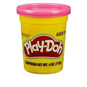Hasbro Play-Doh Samostatné tuby - Ružová