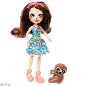 Mattel Enchantimals tematické balenie Lenochod