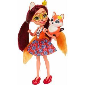 Mattel Enchantimals tématické balení Liška
