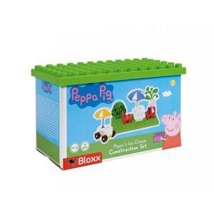 PlayBig Bloxx Peppa Pig Zákl. set - Zelená farba 16 ks