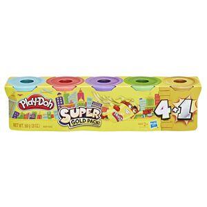Hasbro Play-Doh Zlaté balení 5ks