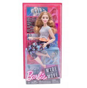 Mattel Barbie v pohybe - Oranžová