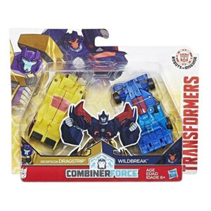 Hasbro Transformers RID Kombinátor - Decepticon Dragstrip a Wildbreak