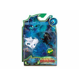 Spin Master Draci 3 Multi darčekové balenie - Bezzubka a biely drak
