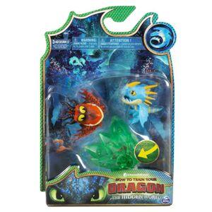Spin Master Draci 3 Multi darčekové balenie - Modrý a oranžový drak