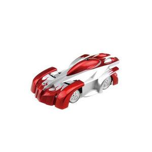 Mac Toys Auto jazdiace po stene - Červená farba
