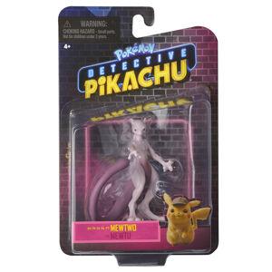 WCT Pokémon figúrky detektív Pikachu - Mewtwo