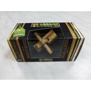 Albi Hlavolamy Bambus Mini - Doublecross