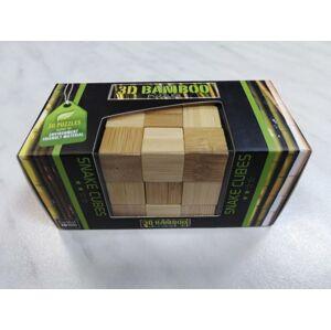 Albi Hlavolamy Bambus Mini - Snake Cubes
