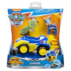 Spin Master Paw Patrol Super vozidlá so svetelným efektom - Chase
