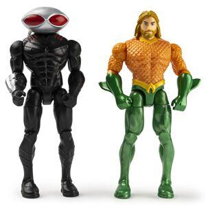 Spin Master DC Hracia sada pre figúrky 10cm - Aquaman a Black Manta