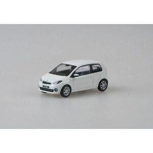 Abrex Škoda Citigo (2011) 1:43 - Biela Candi Uni