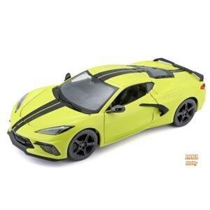Maisto 1/24 Special Edition - 2020 Chevrolet Corvette C8 Yell