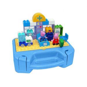PlayBig Bloxx Peppa Pig Súprava s kufríkom