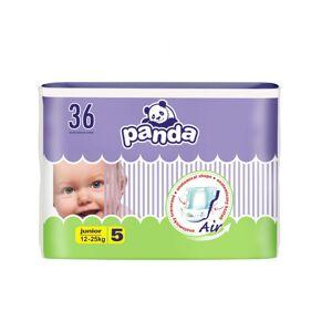 Panda detské plienky Junior á 36 ks
