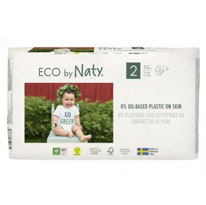Eco by Naty Plenky Mini 3-6 kg (33 ks)