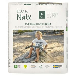 Eco by Naty Plenky Junior 11-25 kg (22 ks)