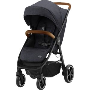 Britax Römer Kočárek B-Agile R Black Shadow/Brown