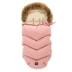 Zopa Zimní fusak Fluffy Old Pink