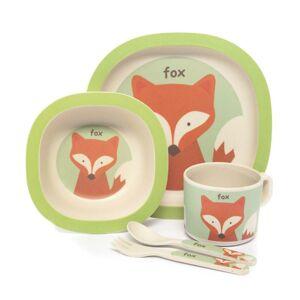 Zopa Bambusová sada nádobí Fox