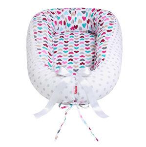 Scamp hnízdo soft, ColorfulHeart