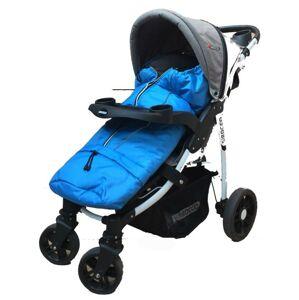 Baby sky fusak klasik univerzální modrá