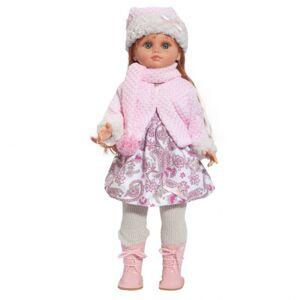 Berbesa Luxusní dětská panenka-holčička Tamara 40cm