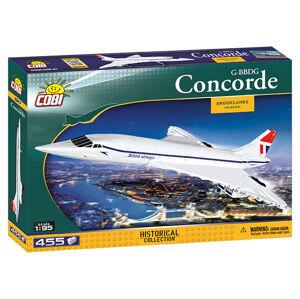 Cobi Concorde z Brooklands Museum, 1:95, 455 k