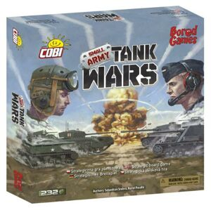 Cobi Small Army: Tank Wars hra, 232 k