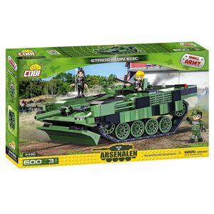 Cobi II WW Strv 103C S-tank, 600 k, 3 f