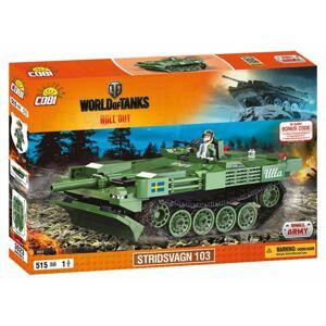 Cobi World of tanks Stridsvagn 103