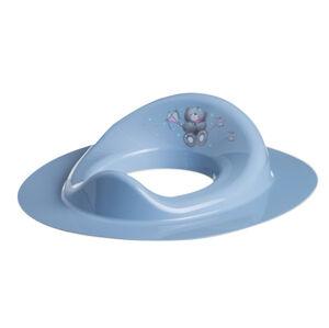 Maltex Sedátko na WC Medvídek modrá