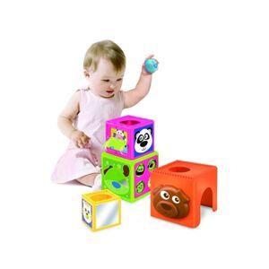 Skládací kostky Busy Baby Stackers
