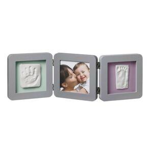 Babyart Rámček Double Print Frame Grey
