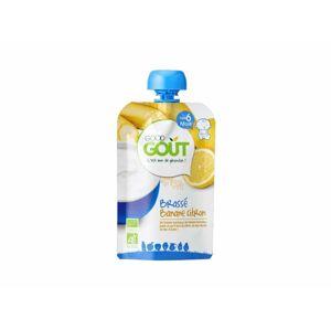 Good Gout Banánový jogurt s citrónem 90 g