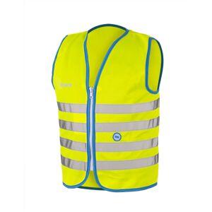 WOWOW - dětská reflexní vesta - Fun Jacket Yellow M
